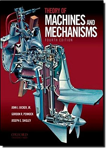 9780195371239: Theory of Machines and Mechanisms