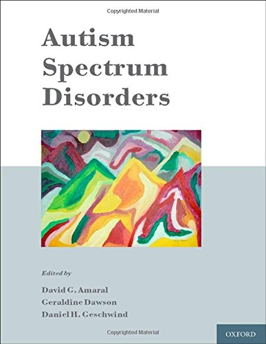 9780195371826: Autism Spectrum Disorders