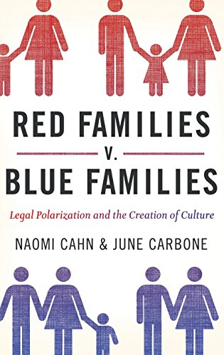 9780195372175: Red Families v. Blue Families: Legal Polarization and the Creation of Culture
