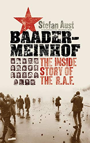 9780195372755: Baader-Meinhof: The Inside Story of the R.A.F.