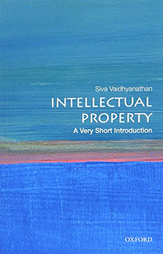 9780195372779: Intellectual Property: A Very Short Introduction (Very Short Introductions)