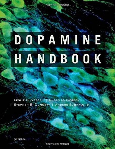 Dopamine Handbook (Hardback): Iversen, Leslie; Iversen,