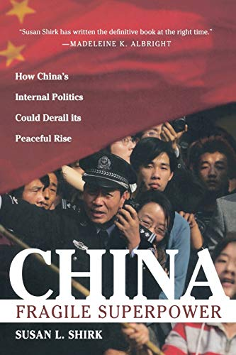 9780195373196: China: Fragile Superpower: The Fragile Superpower