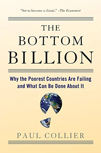 9780195373387: The Bottom Billion: Why the Poorest Countries are Failing and What Can Be Done About It
