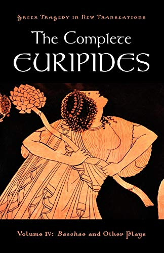 a description of looking for revenge in a play by the greek playwright euripides