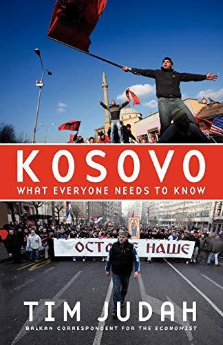 9780195373455: Kosovo: What Everyone Needs to Know®