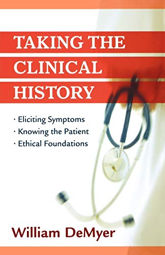 9780195373776: Taking The Clinical History