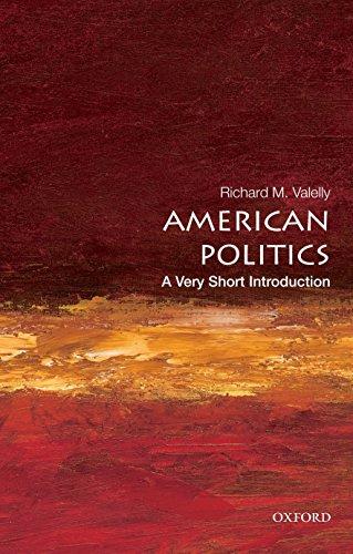9780195373851: American Politics: A Very Short Introduction (Very Short Introductions)