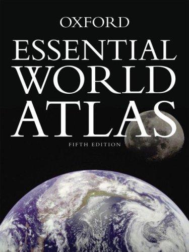 9780195373868: Essential World Atlas