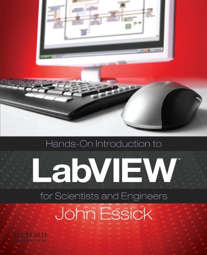 9780195373950: Hands-On Introduction to LabVIEW for Scientists and Engineers