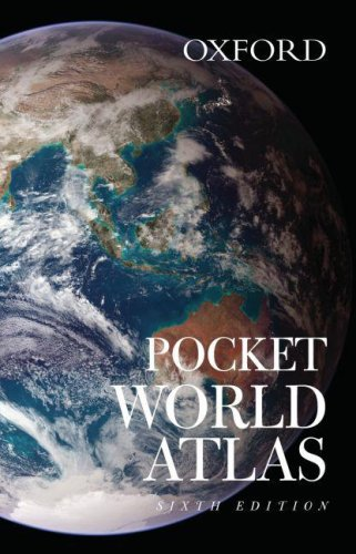 9780195374537: Pocket World Atlas