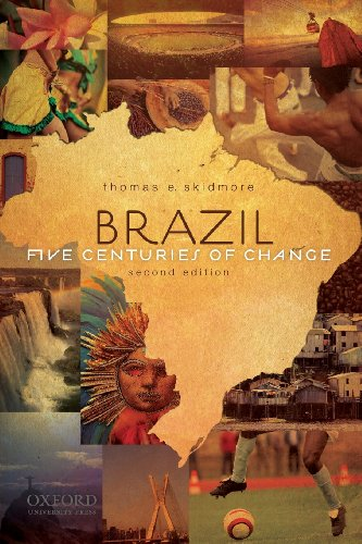 9780195374551: Brazil: Five Centuries of Change, 2nd Edition (Latin American Histories)