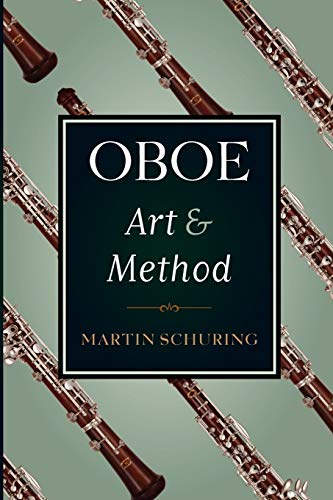 9780195374575: Oboe Art and Method