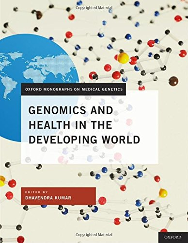 9780195374759: Genomics and Health in the Developing World (Oxford Monographs on Medical Genetics)