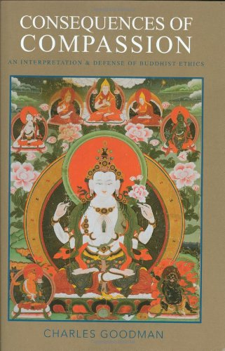 9780195375190: Consequences of Compassion: An Interpretation and Defense of Buddhist Ethics