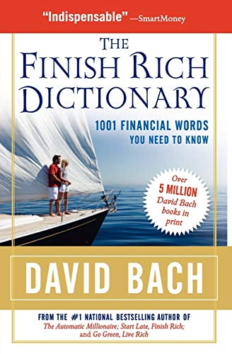 9780195375589: The Finish Rich Dictionary: 1001 Financial Words You Need to Know