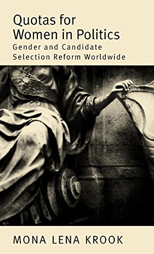 9780195375671: Quotas for Women in Politics: Gender and Candidate Selection Reform Worldwide