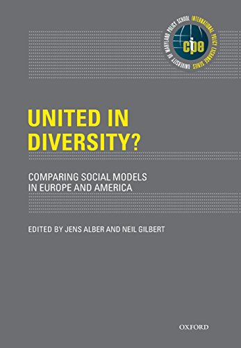 9780195376630: United in Diversity?: Comparing Social Models in Europe and America (International Policy Exchange Series)
