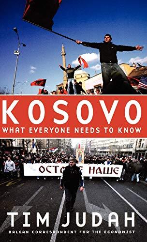 9780195376739: Kosovo: What Everyone Needs to Know