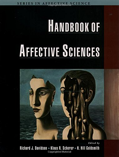 9780195377002: Handbook of Affective Sciences (Series in Affective Science)