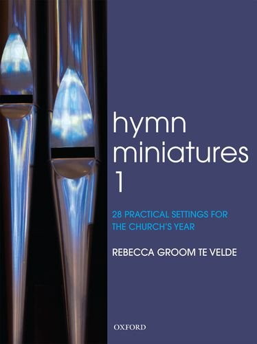 9780195377125: Hymn Miniatures: 28 practical settings for the church's year
