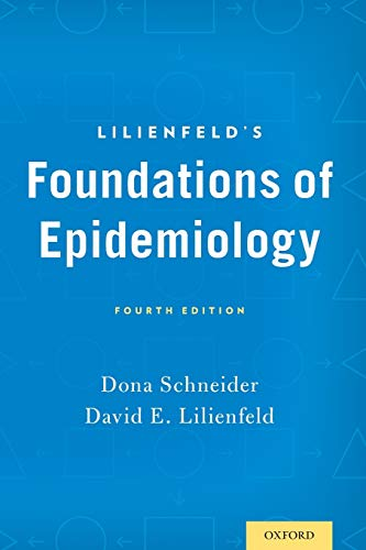 9780195377675: Lilienfeld's Foundations of Epidemiology