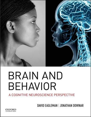 9780195377682: Brain and Behavior: A Cognitive Neuroscience Perspective