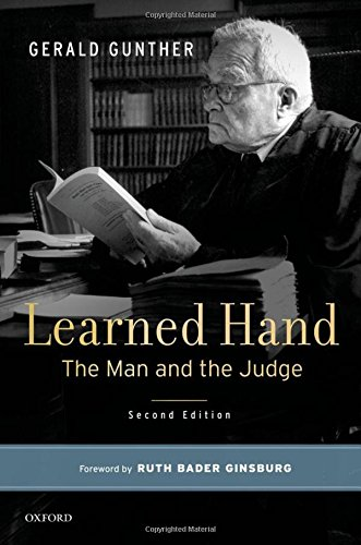 9780195377774: Learned Hand: The Man and the Judge
