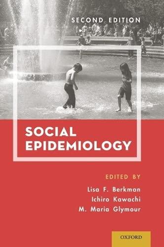 9780195377903: Social Epidemiology
