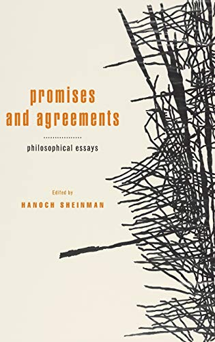 9780195377958: Promises and Agreements: Philosophical Essays