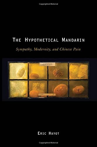9780195377965: The Hypothetical Mandarin Sympathy, modernity, and Chinese Pain (Modernist Literature & Culture)