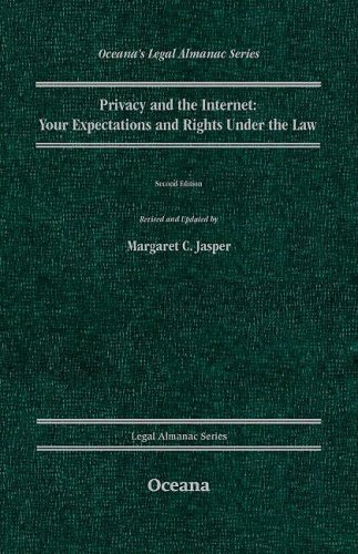 9780195378085: Privacy and the Internet Your Expectations and Rights Under the Law (Legal Almanac Series)