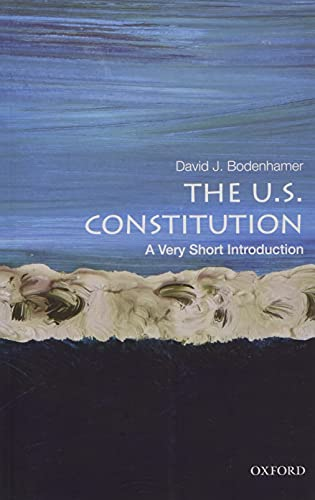 9780195378320: The U.S. Constitution: A Very Short Introduction (Very Short Introductions)
