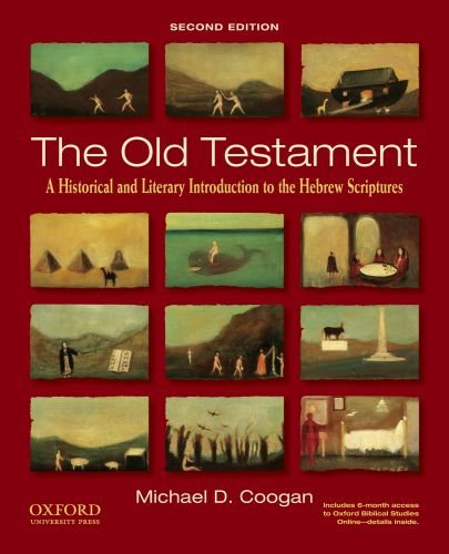 9780195378405: The Old Testament: A Historical and Literary Introduction to the Hebrew Scriptures
