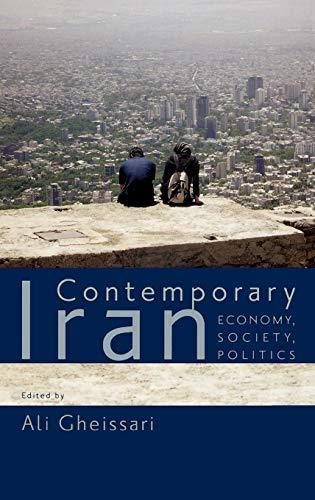 Contemporary Iran: Economy, Society, Politics: Oxford University Press
