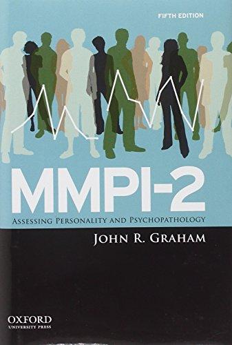9780195378924: MMPI-2: Assessing Personality and Psychopathology