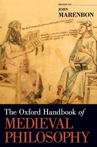 9780195379488: The Oxford Handbook of Medieval Philosophy