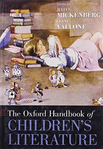 9780195379785: The Oxford Handbook of Children's Literature (Oxford Handbooks)