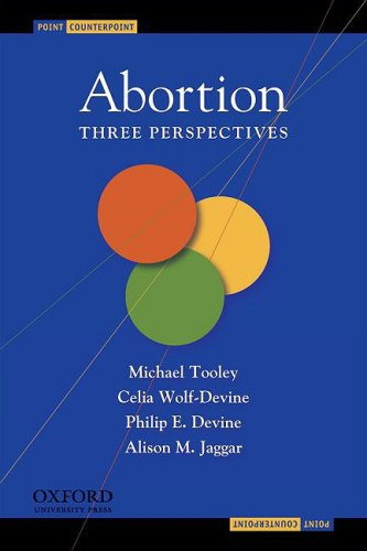 9780195380279: Abortion: Three Perspectives (Point/Counterpoint)