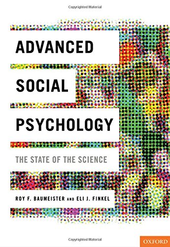 9780195381207: Advanced Social Psychology: The State of the Science