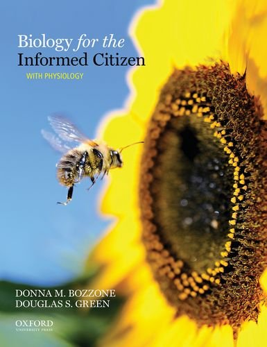 9780195381993: Biology for the Informed Citizen with Physiology
