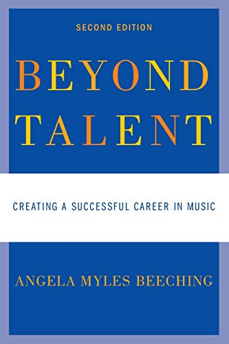 9780195382594: Beyond Talent: Creating a Successful Career in Music