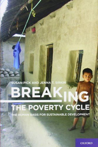 9780195383164: Breaking the Poverty Cycle: The Human Basis for Sustainable Development