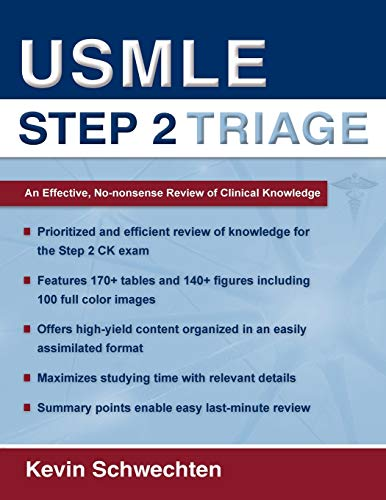 9780195383270: USMLE Step 2 Triage: An Effective No-nonsense Review of Clinical Knowledge