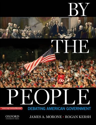 9780195383331: By the People: Debating American Government