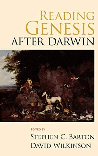 9780195383355: Reading Genesis after Darwin