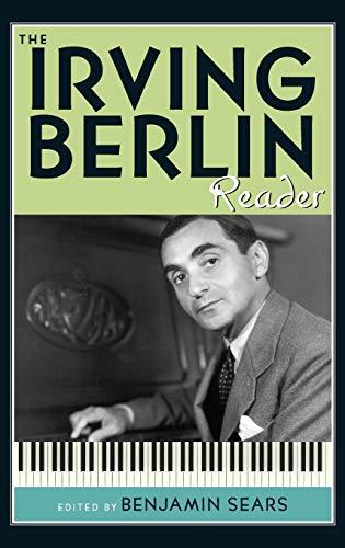 9780195383744: The Irving Berlin Reader (Readers on American Musicians)
