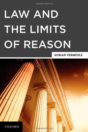 9780195383768: Law and the Limits of Reason