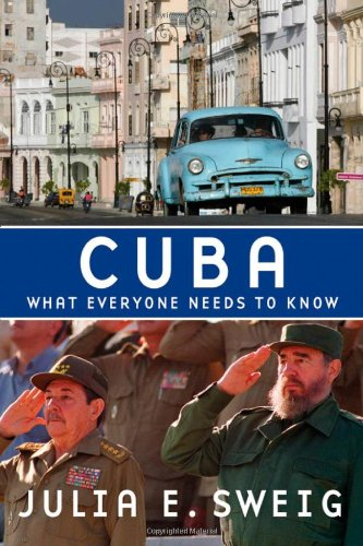 9780195383799: Cuba: What Everyone Needs to Know