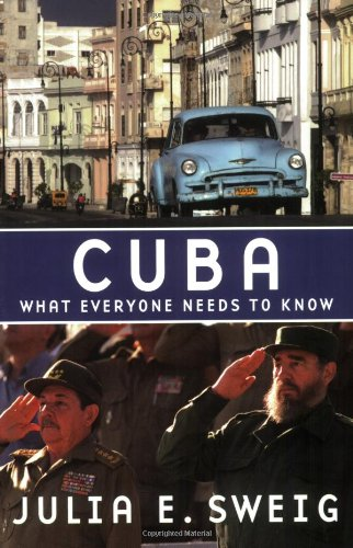 9780195383805: Cuba: What Everyone Needs to Know